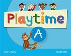 Playtime: A Class Book: Stories, DVD and play- start to learn real-life English the Playtime way!
