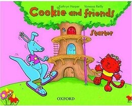 Book Cookie and Friends: Starter Classbook by Kathryn Harper