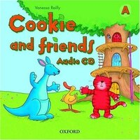 Cookie and Friends: Level A Class Audio CD
