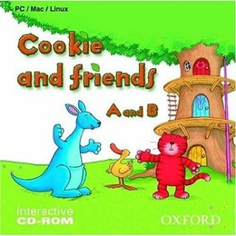 Book Cookie and Friends: CD-ROM by Vanessa Reilly