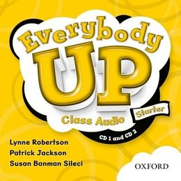 Book Everybody Up: Starter Class Audio CDs by Susan Banman Sileci