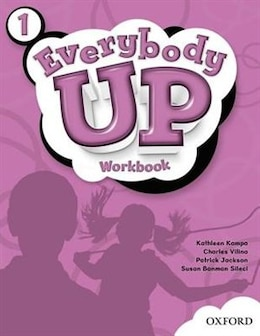 Book Everybody Up: Level 1 Workbook by Susan Banman Sileci