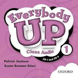 Book Everybody Up: Level 1 Class Audio CDs by Susan Banman Sileci