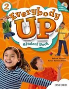 Everybody Up: Level 2 Student Book with Audio CD Pack