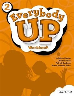 Book Everybody Up: Level 2 Workbook by Susan Banman Sileci