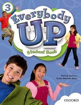 Book Everybody Up: Level 3 Student Book by Susan Banman Sileci