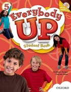Everybody Up: Level 5 Student Book with Audio CD Pack