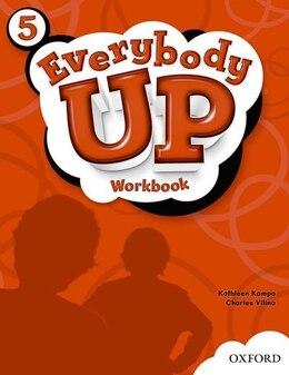 Book Everybody Up: Level 5 Workbook by Kathleen Kampa