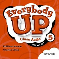 Everybody Up: Level 5 Class Audio CDs