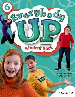Book Everybody Up: Level 6 Student Book by Kathleen Kampa