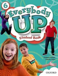 Everybody Up: Level 6 Student Book
