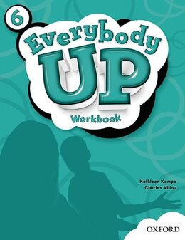 Book Everybody Up: Level 6 Workbook by Kathleen Kampa