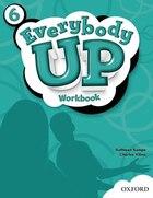 Everybody Up: Level 6 Workbook