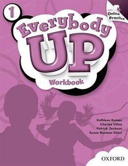 Book Everybody Up: Level 1 Workbook with Online Practice Pack by Susan Banman Sileci