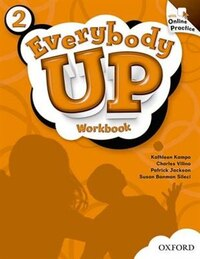 Everybody Up: Level 2 Workbook with Online Practice Pack