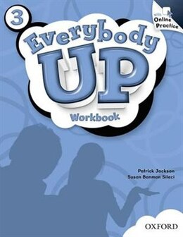 Book Everybody Up: 3 Workbook with Online Practice Pack by Susan Banman Sileci