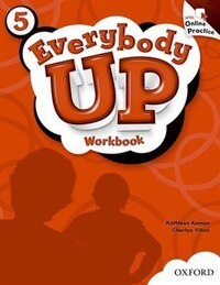 Everybody Up: Level Workbook with Online Practice Pack