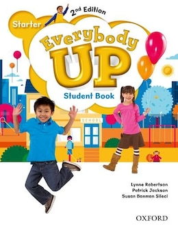 Book Everybody Up: Level 0 Students Book by Lynne Robertson