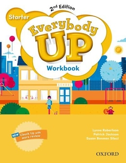 Book Everybody Up: Starter Level Workbook: Linking your classroom to the wider world by Lynne Robertson