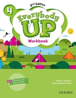 Book Everybody Up: Level 4 Workbook: Linking your classroom to the wider world by Patrick Jackson