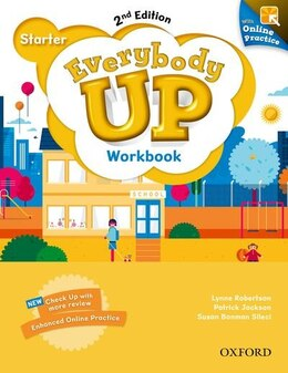 Book Everybody Up: Starter Level Workbook with Online Practice: Linking your classroom to the wider world by Lynne Robertson