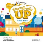 Everybody Up: Starter Level Class Audio CDs: Linking your classroom to the wider world