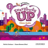 Everybody Up: Level 1 Class Audio CD: Linking your classroom to the wider world