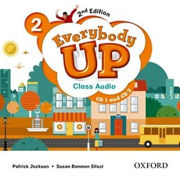 Book Everybody Up: Level 2 Class Audio CD: Linking your classroom to the wider world by Patrick Jackson