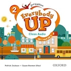 Everybody Up: Level 2 Class Audio CD: Linking your classroom to the wider world