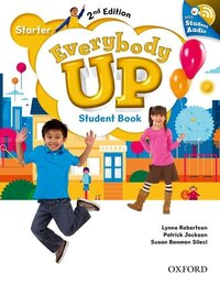 Everybody Up: Starter Level Student Book with Audio CD Pack: Linking your classroom to the wider…