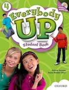 Everybody Up: Level 4 Student Book with Audio CD Pack