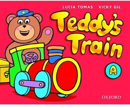 Book Teddys Train: Activity Book A by Lucia Tomas