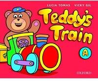 Teddys Train: Activity Book A