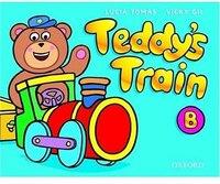 Teddys Train: Activity Book B