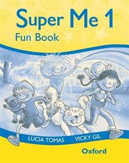 Book Super Me: Level 1 Fun Book by Lucia Tomas