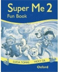Super Me: Level 2 Fun Book
