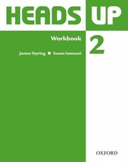 Book Heads Up: Level 2 Workbook by Susan Iannuzzi