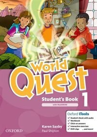 World Quest: 1 Students Book Pack
