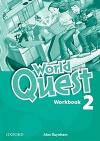 Book World Quest: 2 Workbook by Diana Pye