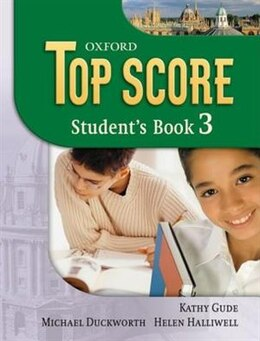 Book Top Score: Level 3 Student Book by Michael Duckworth