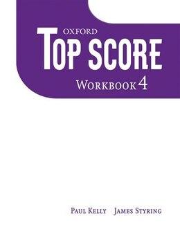 Book Top Score: Level 4 Workbook by Michael Duckworth