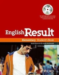 English Result: Elementary Students Book with DVD Pack