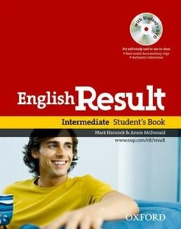 Book English Result: Intermediate Students Book with DVD Pack by Paul Hancock