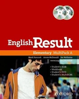 Book English Result: Elementary Multipack A by Mark Hancock