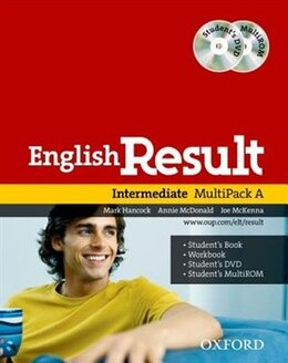 Book English Result: Intermediate Multipack A by Mark Hancock