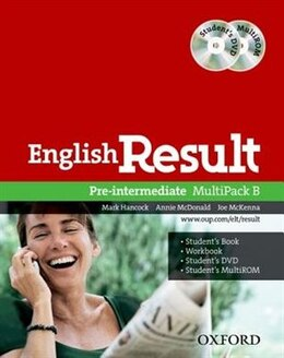 Book English Result: Pre Intermediate Multipack B by Mark Hancock