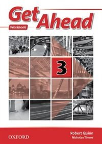 Book Get Ahead: Level 3 Workbook by Robert Quinn