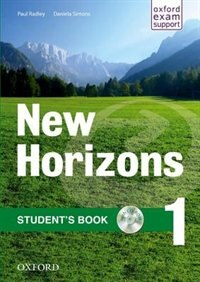 Book New Horizons: Level 1 Students Book Pack by Paul Radley