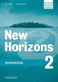 Book New Horizons: Level 2 Workbook by Paul Radley