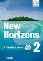New Horizons: 2 Students Book Pack